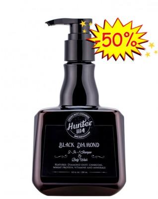 HUNTER, BLACK DIAMOND...
