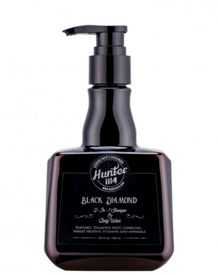 HUNTER, BLACK DIAMOND...