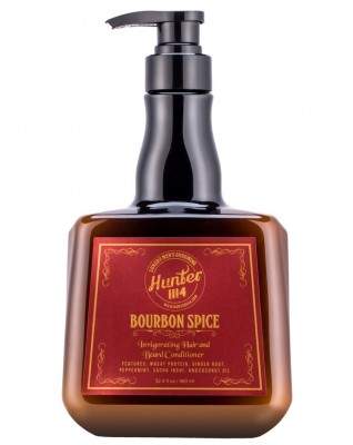 HUNTER, BOURBON SPICE,...